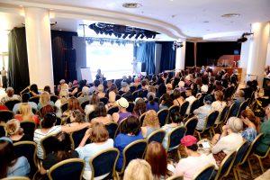 הרצאה - העמותה לקידום מקצועי וחברתי